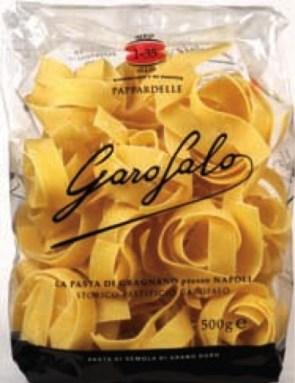 Pâtes Garofalo - Parpadelle