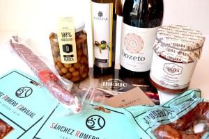 La Gourmet Box - Présentation Ibérique