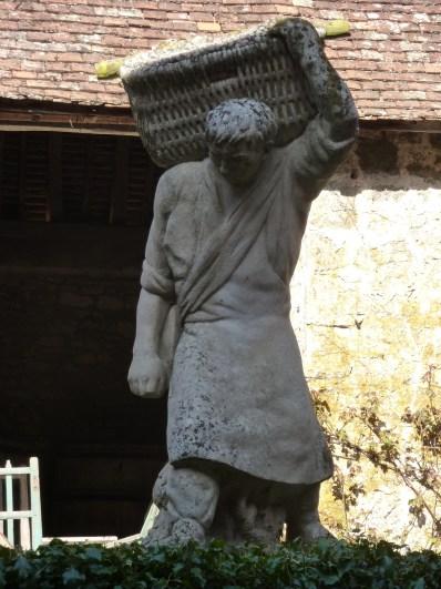Vigneron Clos de Vougeot bourgogne