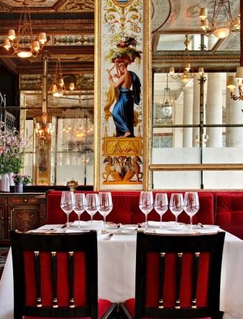 Restaurant Le Grand Véfour Guy Martin Terroir Evasion