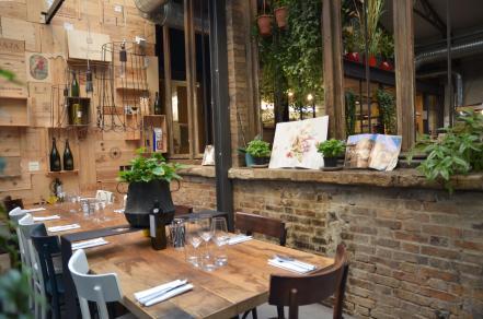 Restaurant Les amis des Messina Table TerroirEvasion.com
