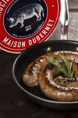 Maison Dubernet - Saucisse au couteau