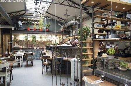 Restaurant Les Amis de Messina salle TerroirEvasion.com