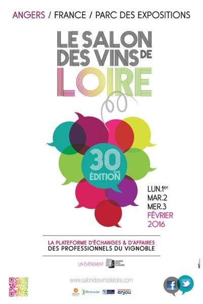 Salon des vins de Loire Angers 2016 TerroirEvasion.com