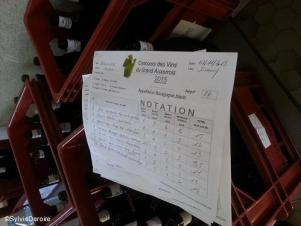 Concours vins Grand Auxerrois TerroirEvasion.com