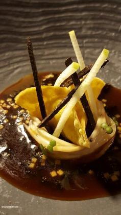 Céleri, Rissole de foie Gras truffe Claire de Plume TerroirEvasion.com_c2i