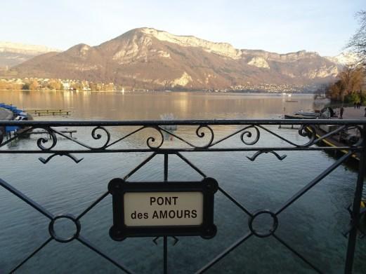 Les Trésoms Lake and SPA Resort Annecy - Pont des Amours