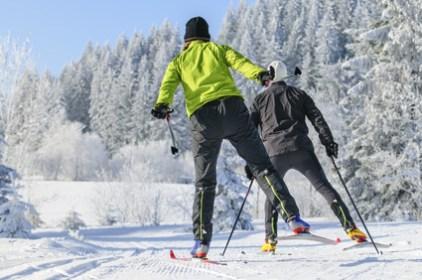 ski de fond grand Bornand TerroirEvasion.com