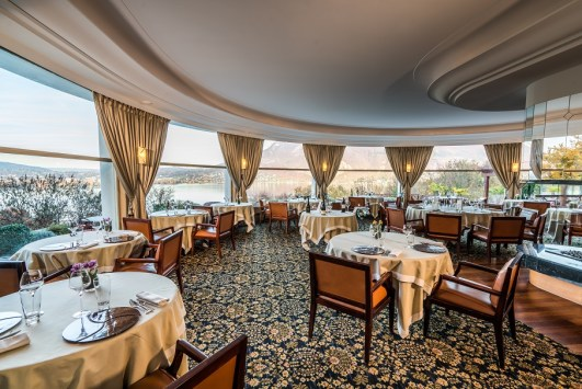 Les Trésoms Lake and SPA Resort Annecy - Restaurant La Rotonde