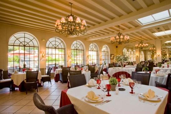 Château de Courban - Restaurant La table du colombier