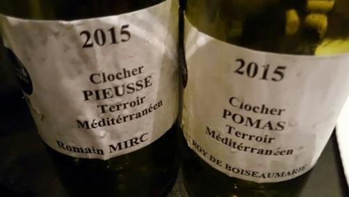 Toques et Clochers - sélection Terroir Méditerranéen 2015