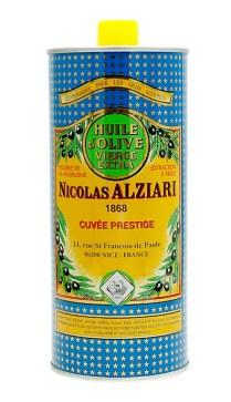 Maison Alziari huile olive Prestige 1 L -