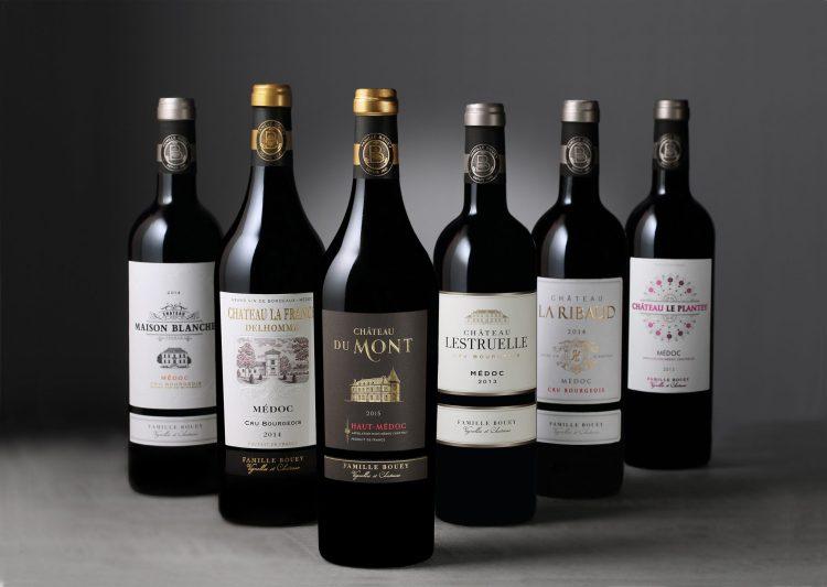 Maison Bouey - gamme-vins