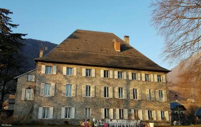 Chateau Les Allues Savoie