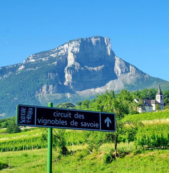 Route des vins de Savoie Chambéry