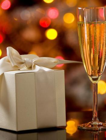 Champagne Saint Valentin fotolia@Lewty