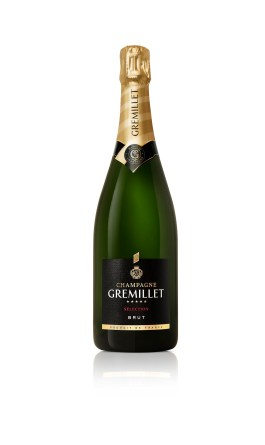 Champagne GREMILLET_SELECTION blanc