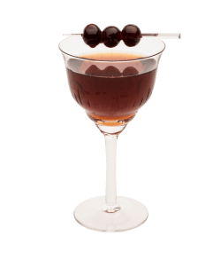 Cocktail rhum Manhattan Trois Rivières Finish Whisky