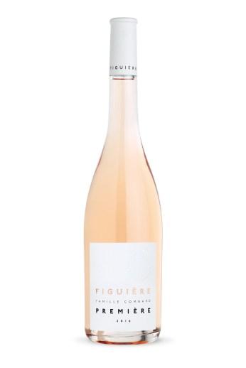 Premiere rosé 2016 Provence Figuiere