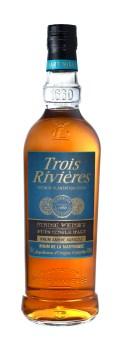 Rhum Trois Rivières Ambré Finish whisky