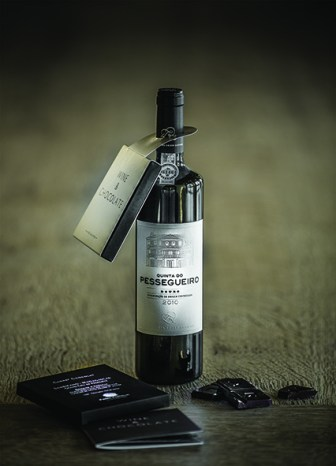 quinta do PESSEGUEIRO vin rouge sec portugal zannier