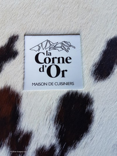 Carte Corne d'Or grenoble