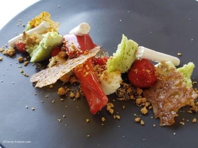Dessert Corne d'Or grenoble