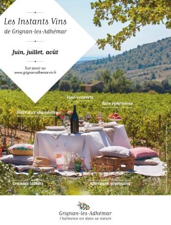 Grignan_Les Instants Vins 2017