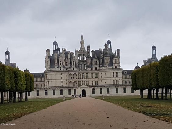 Maison d'a coté Chateau de Chambord_c2i