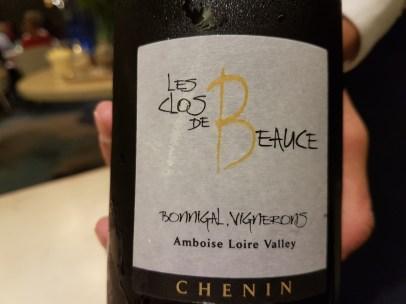 Maison d'a coté vin Le clos de Beauce Amboise