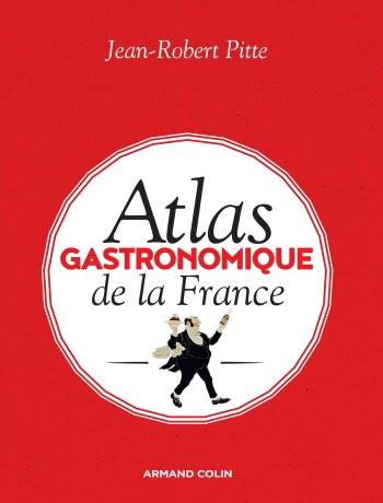 Livre Atlas gastronomique de la france Pitte