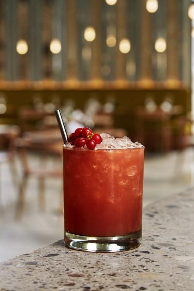 Cocktail Grands Verres sans alcool