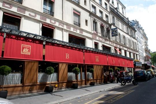 Brasserie Bofinger - Restaurant exterieur