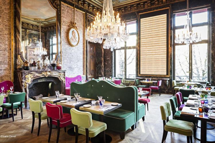 Cristal room baccarat salle -®Yann Deret c2i