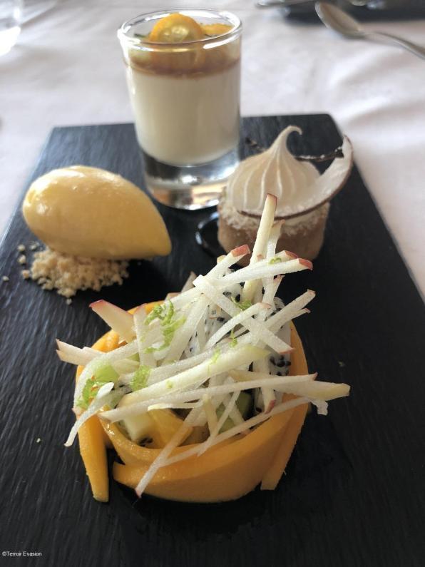 Pavillon Henri 4 Assiette dessert_c2i