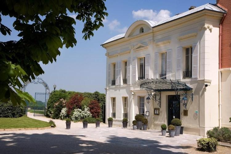 Le Pavillon Henri IV
