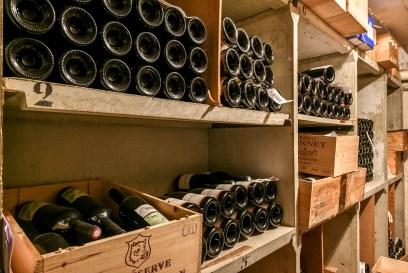 Cazaudehore cave à vins