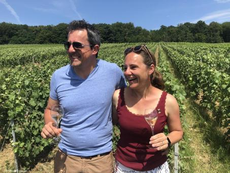 Champagne Piot Sevillano Christine et Vincent