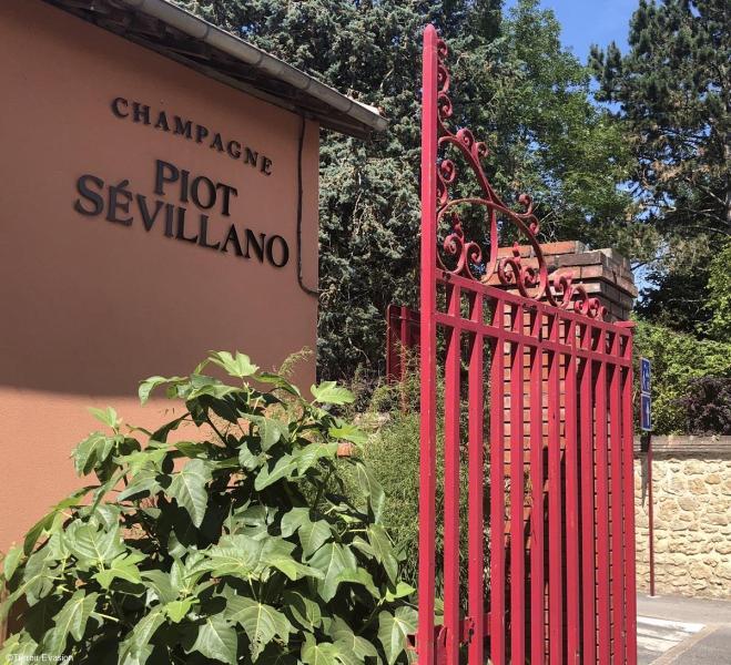 Champagne Piot Sevillano
