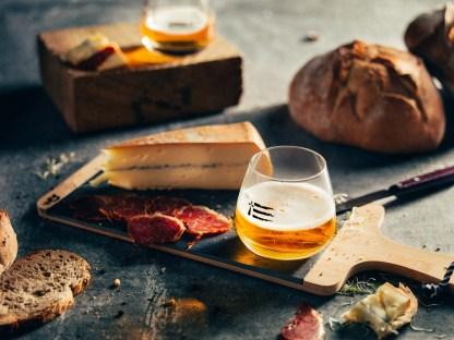 Cidre Degustation Loïc Raison Planche fromage jambon