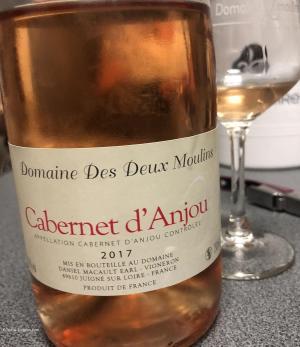 Cabernet Anjou rosé Domaine des 2 Moulins_c2i