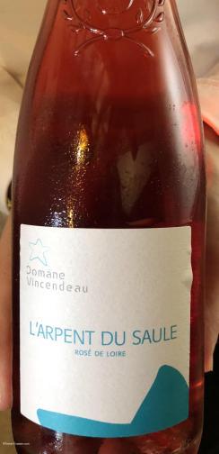 Rosé de Loire Domaene Vincendeau_c2i
