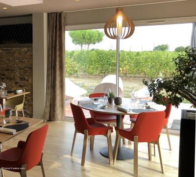 Table de la Bergerie Salle anjou rosé_c2i