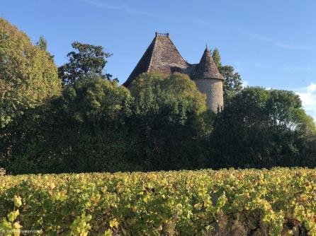 Romain Garcia Chateau de Rolland dégustation_c2i