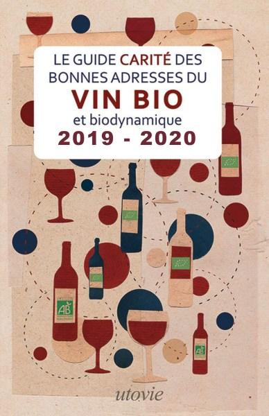 Guide Carité vin bio 2019-2020 couv