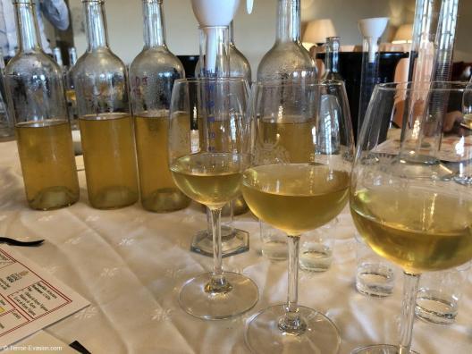 Vinsliquoreux de Bordeaux - Atelier d'assemblage - Château Rayne Vigneau