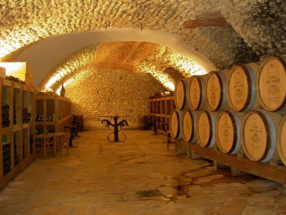 Famille Bourgeois - Sancerre - Cave à Pépé