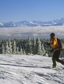 Monts Jura ski fond Metabief @CRT Bourgogne Franche Comté_Terroir-Evasion
