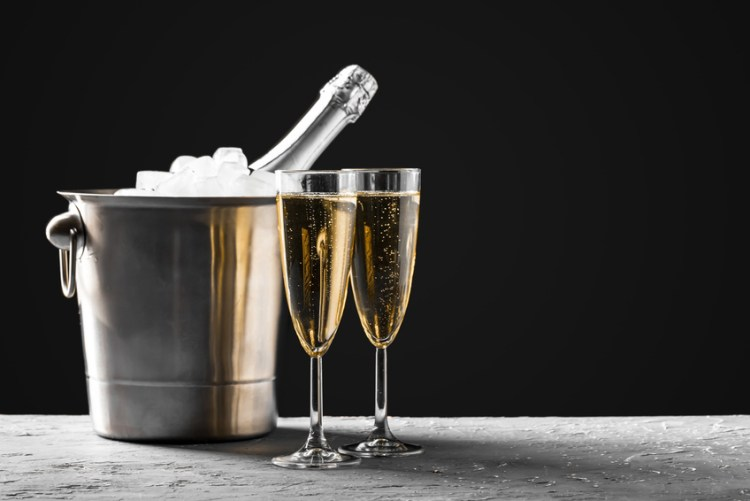 Champagne Blanc de noirs