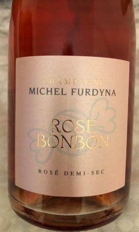 vins saint valentin Champagne Michel Furdyna